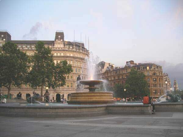Trafalgar Square Historic London In June A Travel Guide For The Independent Traveler